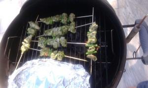 BBQ - Jerk skewers (2)
