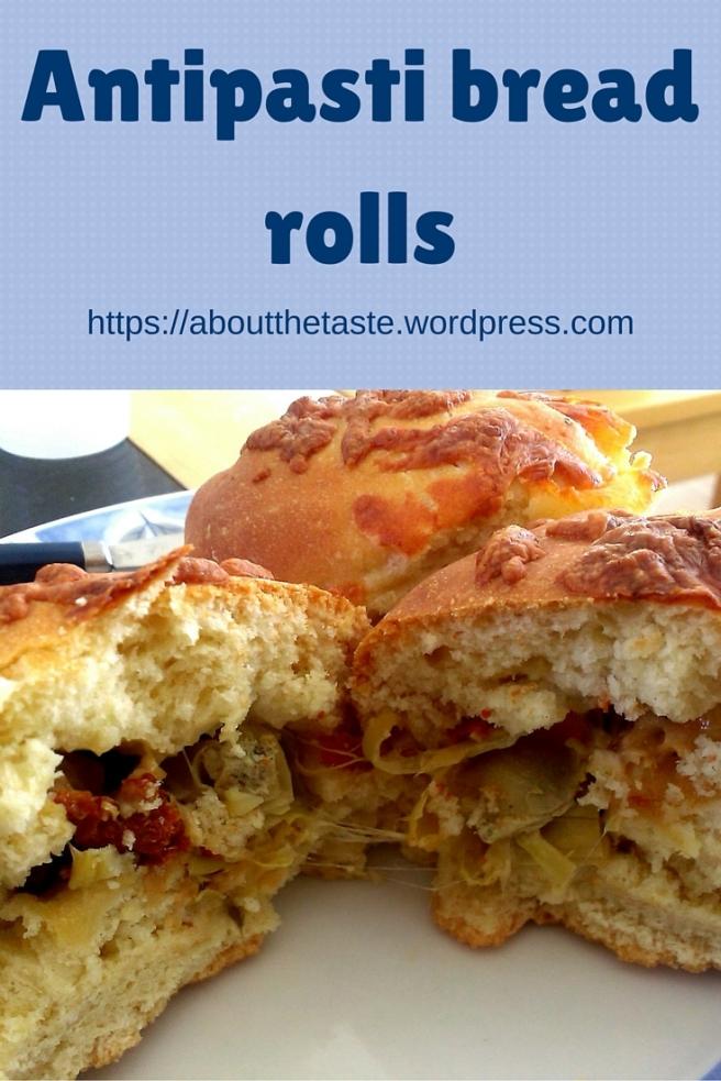 Antipasti bread rolls (2)
