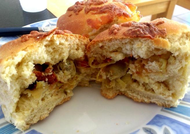 Antipasti breads (2)