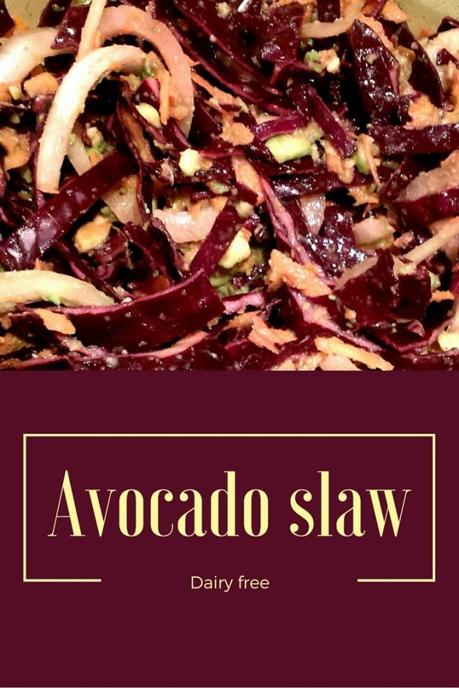 Avocado slaw (8)