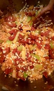 Pesto risotto (2)