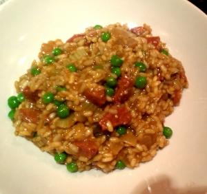Pesto risotto (3)