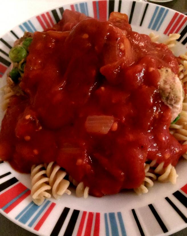 Roasted tomato sauce (5)