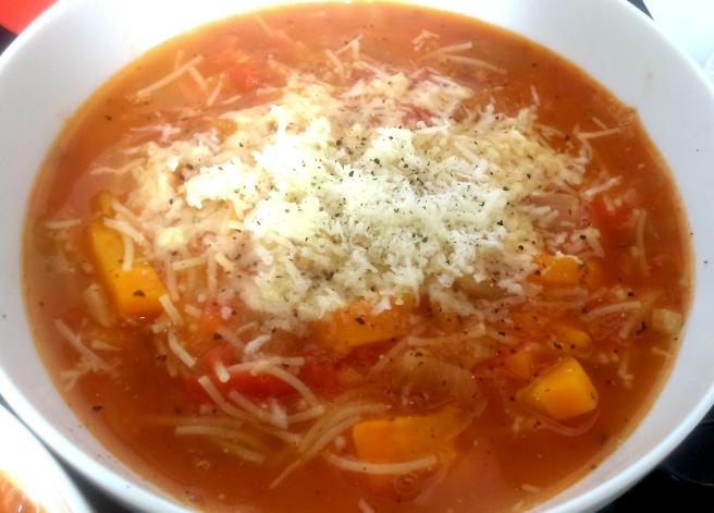 Tomato soup (3)