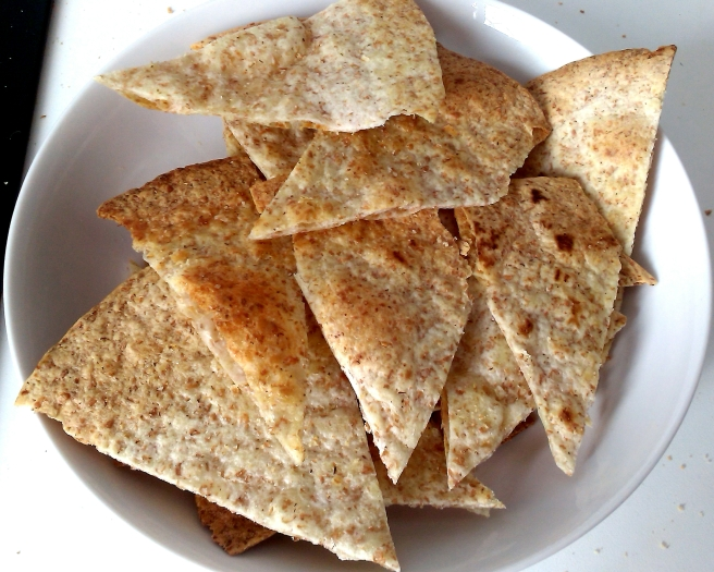 White chilli with tortilla chips (6)