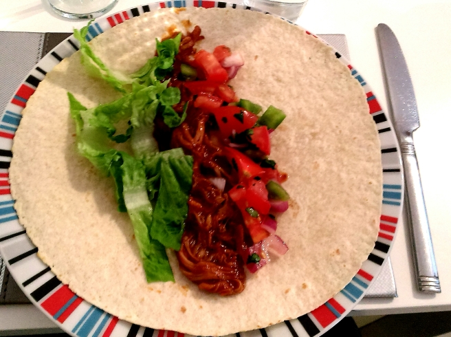 Pulled pork fajitas (12)