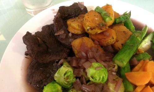 Slow cooker roast beef and sweet potatoes (18)