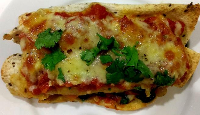 Vegetable enchiladas (9)