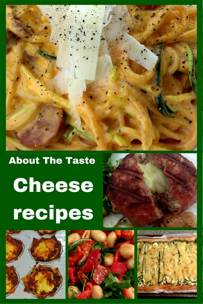 Cheese recipes 2