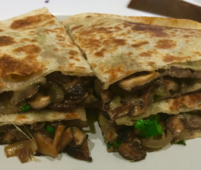 Philly cheese steak quesadillas (9)
