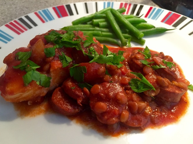Cod and chorizo one pot (2)